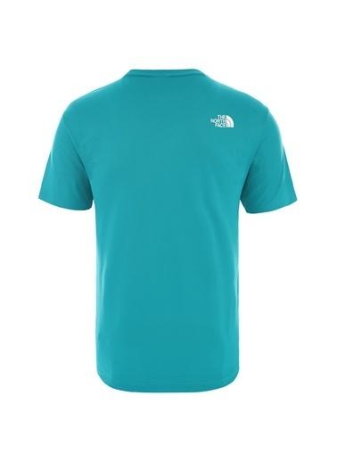 The North Face Tanken Erkek T-Shirt Yeşil Yeşil